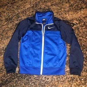 Boys Nike jacket. Sz 4/xs